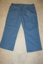 Vintage Levis 43415-4514 Soft Denim Tag Size 38X29 Actual 37X23  - $14.95