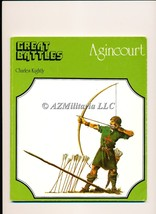 Great Battles Agincourt  - $7.75