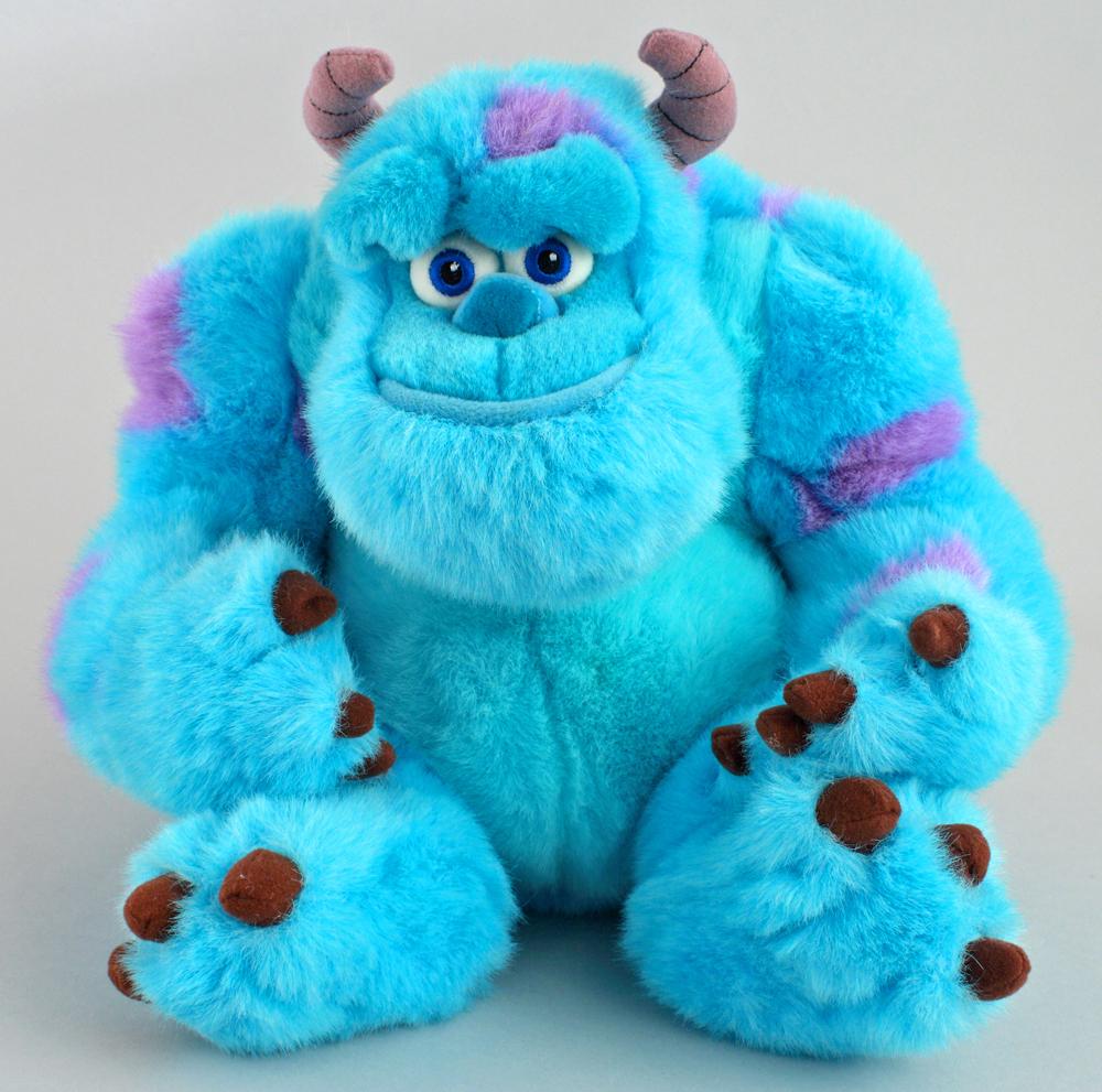 sully sullivan plush disney pixar movie monsters inc 12 u0026quot  stuffed animal toy doll