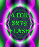 FRI FLASH SALE!!! ANY 4 FOR $279! INCLUDES ALL MAGICKALS LISTED - $0.00