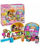 Pinypon Burger The Burger BAR Of Pin And Pon With Figure And Accessories... - $279.33