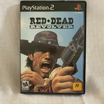 PS2 Red Dead Revolver (Sony PlayStation 2, 2004) COMPLETE Game, Case & Manual - $13.86