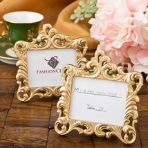 Gold Baroque style frame favor from fashioncraft  - $4.99