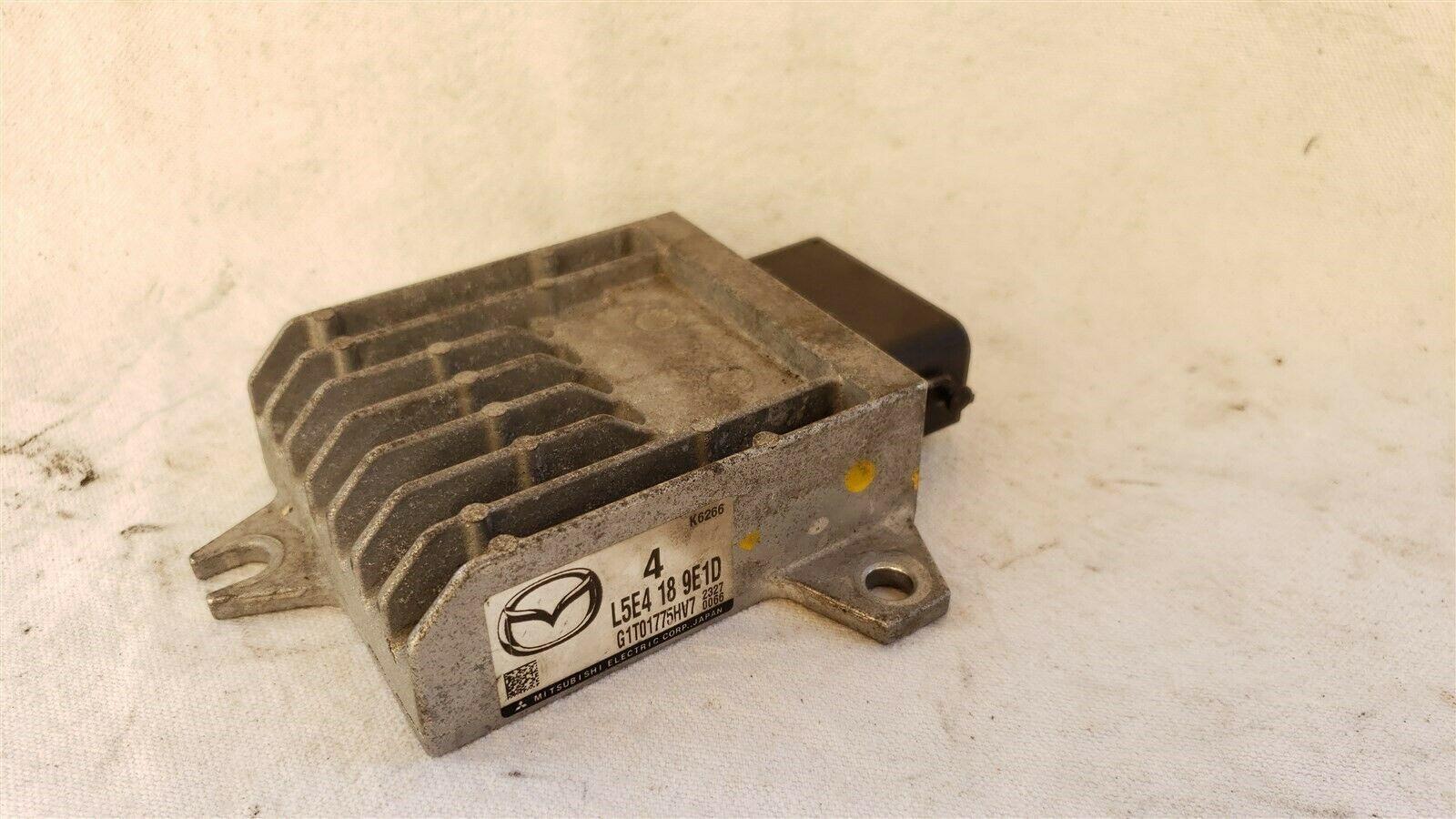 Mazda TCM TCU Transmission Control Module Computer Unit L5E4 18 9E1D