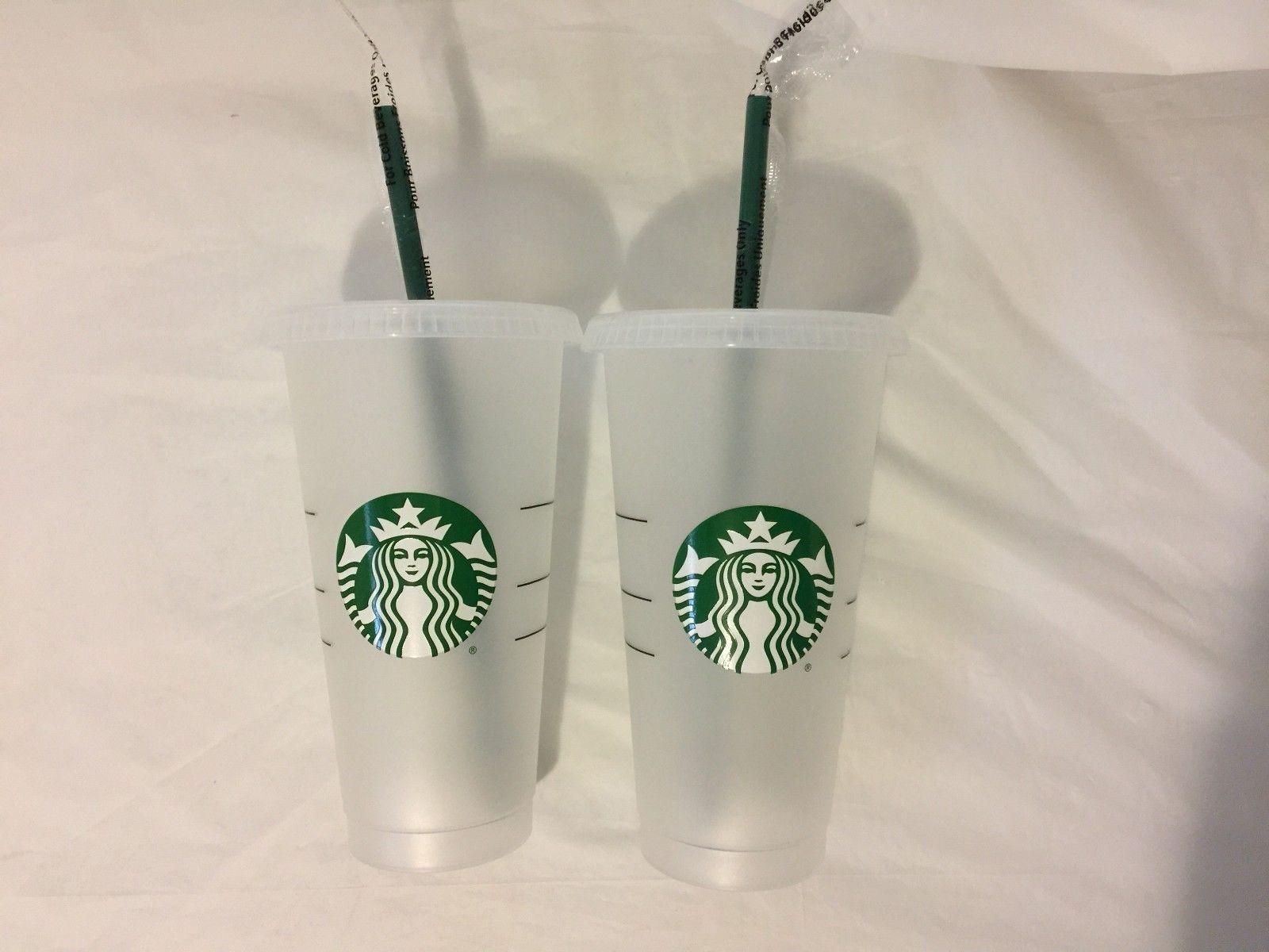 120733e28aa NEW 2018 Starbucks Reusable 24oz Cold Cup and 50 similar items