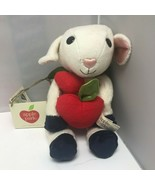 Apple Park Organic Lamb Sheep Picnic Pal Cute Plush Stuffed Animal Toy 9″ - $59.99