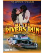 All The Rivers Run - DVD - 1983 - 3 Disc Set - $24.27