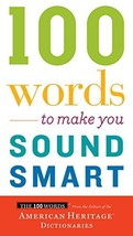 Book Nonfiction 100 Words to Make You Sound Smart h800 l450 w28 w0 English - $14.79