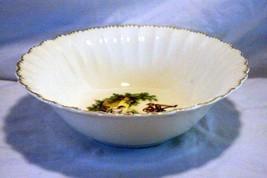 Sebring Pottery Serenade #1K-G.F.E. Round Serving Bowl - $13.85