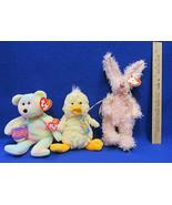 TY Beanie Babies Plush Original Stuffed Animals Blush Quackly Eggs 2006 ... - $12.22