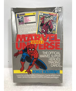 Marvel Universe Series II Trading Cards 36 Pack Box - Impel 1991 FS - $50.31