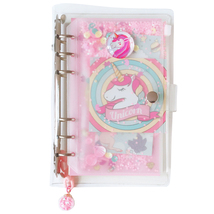 Unicorn A6 Planner Stationary Book with Stickers - $29.99