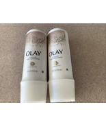 2x Olay Rinse-Off Body Conditioner Wash Coconut Oil Vitamin B3 - $16.83