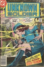 (CB-8) 1978 DC Comic Book: The Unknown Soldier #214 - $12.00