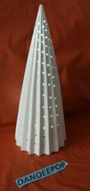 """Yankee Candle 14.5"""" Tall Pleated White Candle Tealight Holder  - $37.61"""