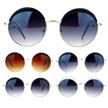 SA106 Womens Plastic Eyelash Round Circle Lens Hippie Gradient Lens Sung... - $9.95