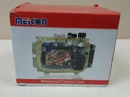 Meikon Waterproof Camera Case For Nikon V1 10-30mm 40m/130 ft - $72.22
