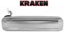 Kraken Metal Outside Door Handle For Nissan Truck 1987-1997 Right Front Chrome - $16.95