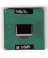 INTEL PENTIUM M 730 MOBILE 1.60GHZ 533FSB 2MB CACHE SOCKET 478 (TRAY) - ... - $1.38