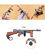 Fortnight Battle Royale Gun Keychain Toy Metal Action Figure Model Toy T... - $13.89