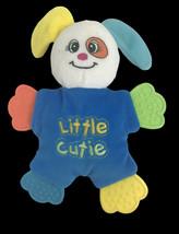 Vintage LITTLE TIKES Little Cutie Baby puppy dog spot Stuff Plush Toy Te... - $15.78
