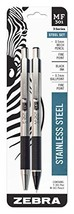 Zebra M/F 301 Stainless Steel Mechanical Pencil and Ballpoint Pen Set, F... - $5.27