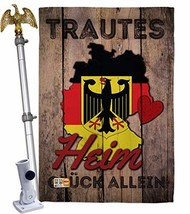 Ornament Collection HS192027-BO-02 Country Germany Trautes Heim, Glück a... - $62.85
