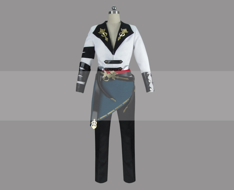 Customize fate grand order archer sir tristan cosplay costume buy