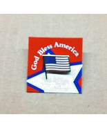 Set of (2) US FLAG Lapel pin - Wear it proudly - Free shipping - $4.49