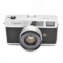 Canon Canonet Camera with 45mm f/1.9 Lens c.1961 - $58.41