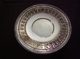 Birk's Regency Plate - Pedestal Tray  - $110.00