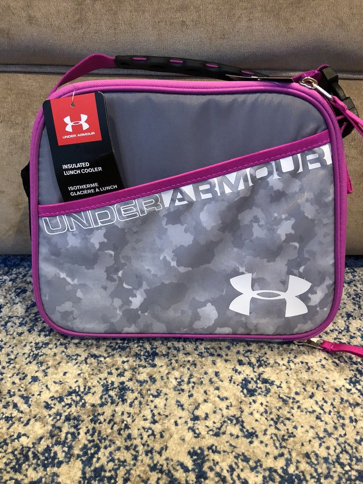 Girls Under Armour Insulated Lunch Box Tote and 50 similar items. S l1600 327deee0f3109