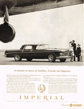 Vintage 1963 Magazine Ad Chrysler A Reminder a Most Carefully Built Car - $5.93