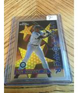 1996 Topps Chrome Ken Griffey Jr. Star Power - $6.93
