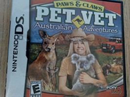Nintendo DS Paws & Claws: Pet Vet: Australian Adventures image 1