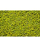 Green Mung Beans Dry Gritted (Moong) FREE SHIPPING From Sri Lanka ruvi g... - $9.90