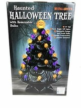 Mr Halloween Haunted Tree with Removable Bulbs - $74.22