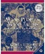 Many Peoples, Many Faiths : Women and Men in the World Relig - $24.95