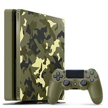 SONY Play station 4 HDD 1 TB Call of Duty World War II Limited Edition - $684.63