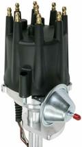 Pro Series R2R Distributor for Ford Flathead 239 255, V8 Engine Black Cap