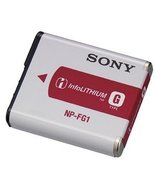 NP-BG1 LITHIUM-ION Battery Pack for Sony Camera-Type G - $27.99