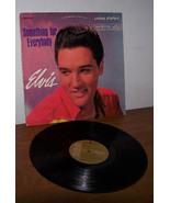 Elvis LP   Record - $30.00