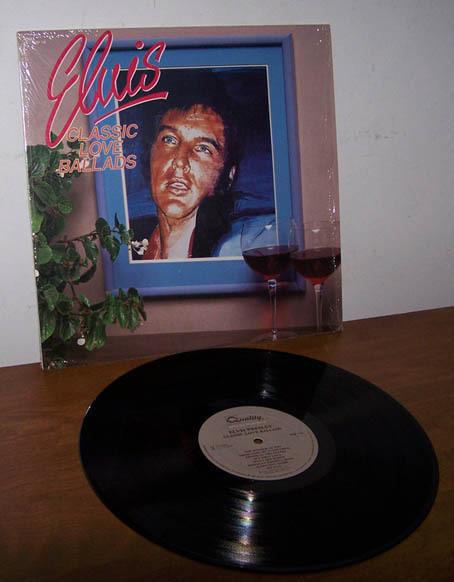 Elvis classicloveballads