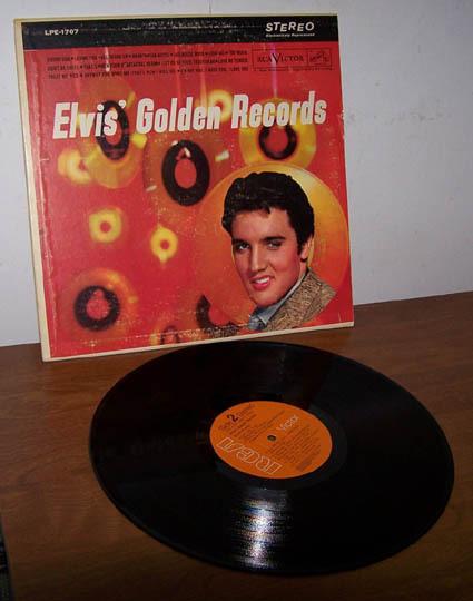 Elvis goldenrecords