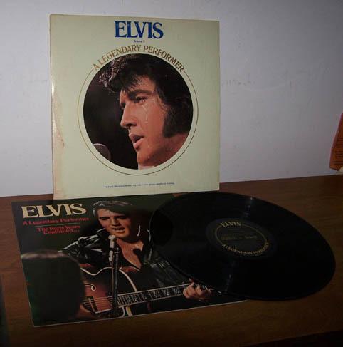 Elvis legendaryperformer