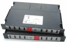 LOT OF 2 TEXAS INSTRUMENTS 500-5001 INPUT MODULES 85-132 VAC 50/60 HZ 5005001