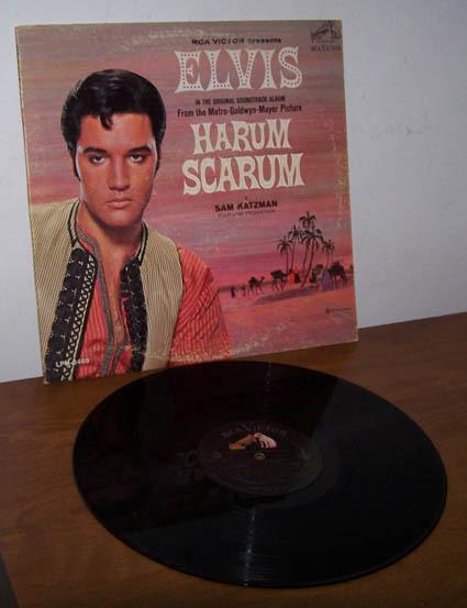Elvis  harumscarum