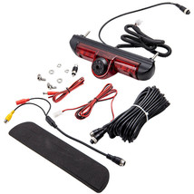Rear Reversing Backup Camera Brake Light Kit for Fiat Ducato Citroen Peu... - $116.41