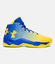 Under Armour Curry 2.5 Basketball Shoes 1274425-790 Size 9 Warriors Dub ... - $159.00
