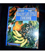Healthy Life Style Cookbook Weight Watchers - $5.00